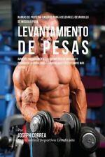 Barras de Proteína Caseras para Acelerar el Desarrollo de Músculo para...