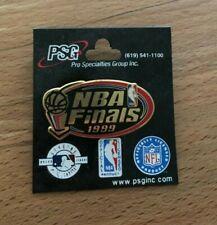 More details for nba finals - play off pin badge 1999 - psginc