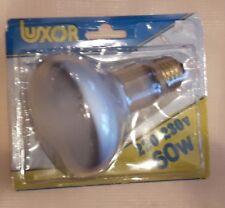 Ampoule LUXOR 220V/230V 60W F4 FRANCE E27 Pas utilisée