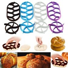 Bread Molds Plastic Dough Pastry Cutter Cookie Biscuit Press Mould Kitchen Tool