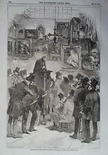 1856 PRINT PICTURE SALE AT MESSRS CHRISTIE AND MANSON'S,KING STREET,ST JAMES'S