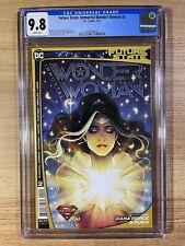 Future State Immortal Wonder Woman #2 (2021 DC Comics) 1st Print CGC 9.8