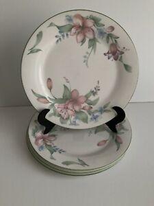 "4 x Royal Doulton Expressions Carmel Dinner Plates( 11"")"