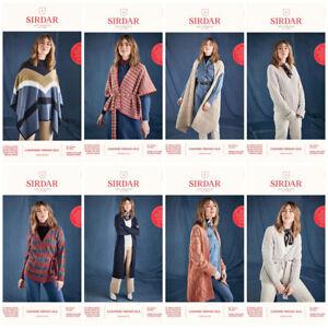 Sirdar Cashmere Merino Silk DK Patterns   OUR PRICE £2.90