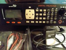 Whistler Ws1065 Desktop Digital Scanner