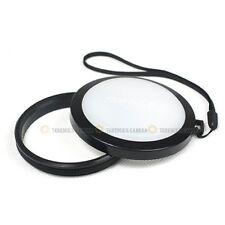 77 77mm White Balance WB Lens Cap for Canon Nikon SONY