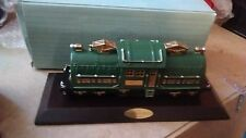 ~Avon 1992 Lionel Classic Train No. 381E Locomotive Engine w/Wood Display Base!~