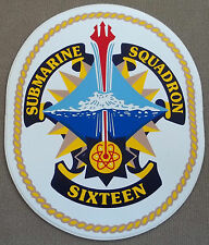 US Navy Decal - Sticker - Submarine Squadron 16 Kings Bay, Georgia