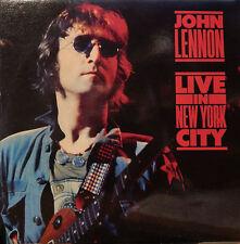 JOHN LENNON. Live in New York City. CSSR-Press. 1986. EX/NM