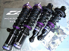 D2 RACING RS 36WAYS ADJUSTABLE COILOVERS 08-15 LANCER & RALLIART