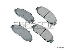 Akebono ProACT Disc Brake Pad fits 1996-1999 Isuzu Oasis  MFG NUMBER CATALOG