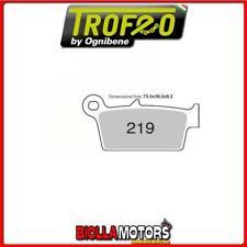 43021901 PASTIGLIE FRENO POSTERIORE OE TM all models 450 F 2002-2004 450CC [SINT