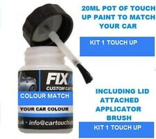 DACIA CAR TOUCH UP PAINT DUSTER LOGAN SANDERO DOKKER LODGY ALL MODS