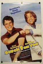 "STUCK ON YOU - Matt Damon - Original Movie Poster ""A"" - 2003  Rolled DS C9/C10"