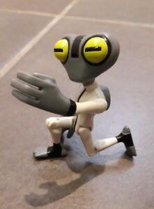 Bandai Actionfigur, Ben 10, Grey Matter Morph Figur, Alien