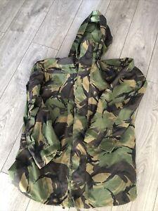 British Army Dpm Gortetex Jacket With Hood - 180/112- XL