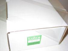 Klarsichthüllen / Schutzhüllen für KOBRA-Einsteckkarten DIN A5, per 100 Stück