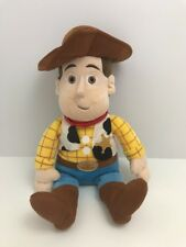 "Disney Pixar Toy Story 14"" Plush Woody Doll Kohls Cares"