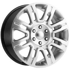 "OE Performance 167H 20x8.5 6x135 +44mm Silver Wheel Rim 20"" Inch"
