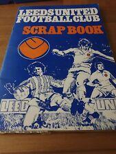 Leeds United 1970s Scrapbook