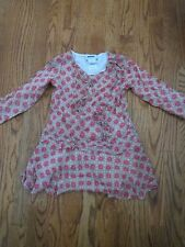 Sonia Rykiel Enfant girls dress size 6t 6yrs pink floral