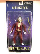"Cult Classics Beetlejuice Red Tuxedo 7"" Figure NECA"