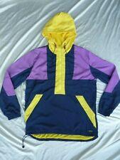 CAMP Block Anorak Spring Jacket sz.L - NEW Mens Supreme Kith Kobe LA Lakers