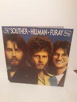 The Souther Hillman Furay Band (LP, 1974, Asylum) Gatefold NM Vinyl