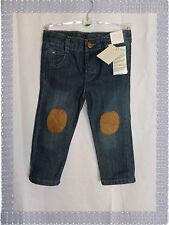 Pantalon Jean Genouillères Yamboo Baby Taille 23  Mois Neuf