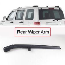 Car Rear Windshield Wiper Arm For JEEP Liberty KK 2008 - 2012 Rubber 1pcs