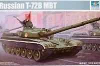 Trumpeter 1:35 T-72B MBT Russian Tank Model Kit