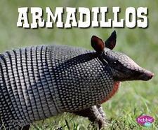 Armadillos by Steve Potts (2012, Hardcover)