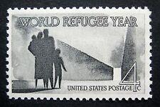 Sc # 1149 ~ 4 cent World Refugee Year Issue (cf4)