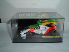 Lang Minichamps scala 1/43 Ayrton Senna Edizione 43 N. 8 McLaren MP 4/8 FORD v8