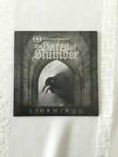 GATES OF SLUMBER- STORMCROW CARD SLEEVE PROMO CD NEW SCION SOLSTICE CANDLEMASS