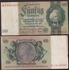 BANCONOTA 50 MARCHI GERMANIA BERLINO REICH 1923 MOLTO BELLA