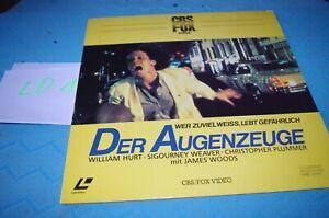 Laserdisk - Der Augenzeuge
