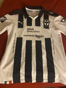 Rayados de Monterrey Liga MX Home Soccer Jersey Size M