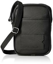 NEW CLASSIC LACOSTE MEN'S BLACK SHOULDER CROSSOVER BAG