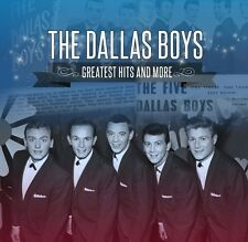 THE DALLAS BOYS CD - GREATEST HITS AND MORE - 26 TRACKS - NEW/SEALED