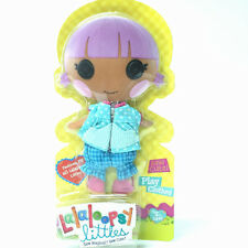 Popular LALALOOPSY Littles DOLL Fashion Play Clothes Fit Littles Dolls Clothing