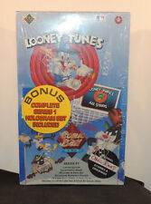 Factory Sealed Box Looney Tunes Upper Deck Comic Ball Card Set Series #1 (10098)