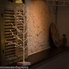 Dekorative Warmweiß 51LED Baum Lampe Leuchtbaum Lichterketten Tischleuchte 60cm