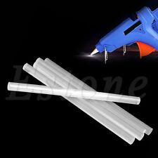 5pc 11MM Translucence Hot Melt Glue Stick For Electric Glue Gun Craft Repair HOT