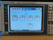 Rohde Amp Schwarz Smu 200a Vector Signal Generator