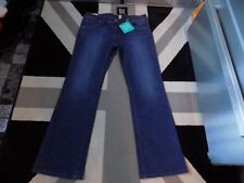 """NEW LOOK YES YES STRETCH BOOTCUT UK 16 32""""LEG """"NEW WITH TAGS"""" RRP £35.99 #BU193*"""