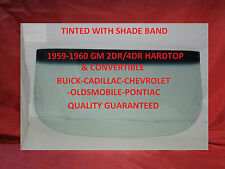 1959 1960 Chevrolet Windshield Buick Cadillac Olds Pontiac Hardtop Convertible