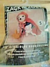 Pet Costume Little Red Riding Hood Costume (Small Dog)