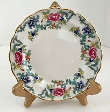 "Vintage Royal Daulton ""The Majestic Collection"" Booths Floradors 7"" Plate"