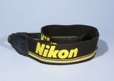 Nikon Shoulder Strap DSLR SLR * Genuine Nikon * Excellent Condition